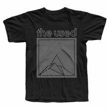 Camiseta The Used, Stripes Canyo