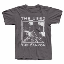 Camiseta The Used, Four Photos