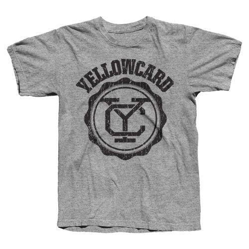 Camiseta Yellowcard, Logo