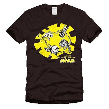 Camiseta Forfun, Alegria Compartilhada Modelo 2