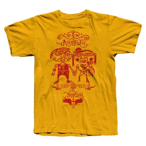 Camiseta Forfun, Ahorita