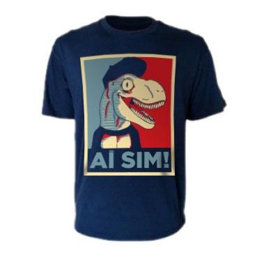 Camiseta Dinamite Club, DinoBey