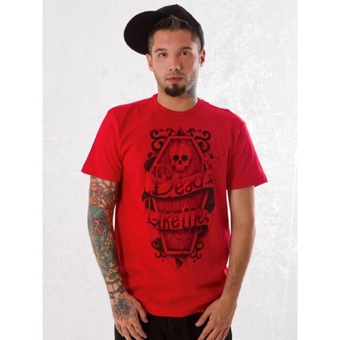 Camiseta Dead Like Me, Coffin