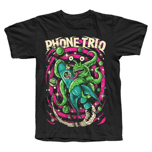 Baby Look Phone Trio