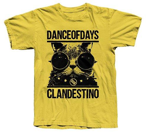 Camiseta Dance of Days, Clandestino