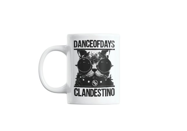 Caneca Dance of Days, Clandestino