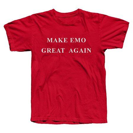 Camiseta Make Emo Great Again