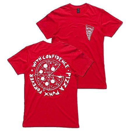 Camiseta With Confidence, Pizza