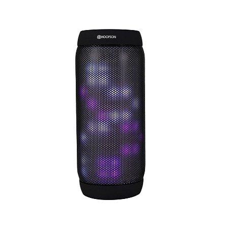 Caixa de Som Bluetooth com Iluminação LED 6W Hoopson