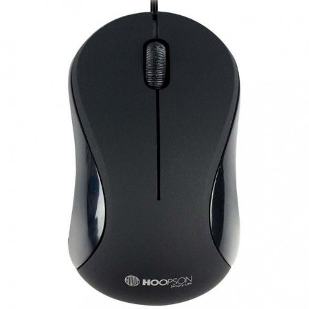 Mouse USB óptico MS-034P Hoopson