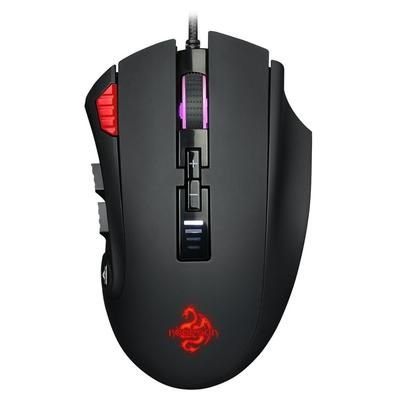 Mouse Gamer 12000DPI Hoopson Brave Pro Gaming GT-900 Led