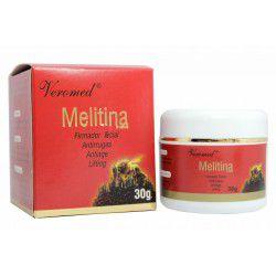 Melitina - Creme Facial Firmador - 100% Natural - 30g