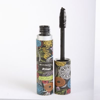 Máscara de Cílios - Preto Vymana Make Up - 9g -