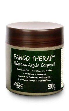 Mascara Argila Fango Corpo 500g  - Arte dos Aromas