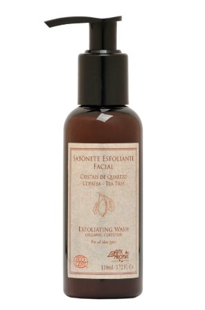Sabonete  Esfoliante  Facial Cristais ECO110ml - Arte dos Aromas