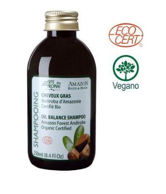 Shampoo Andiroba ECO 250mL - Arte dos Aromas