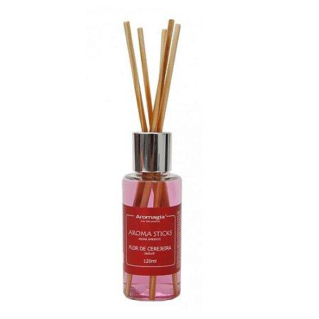 Aromagia Flor de Cerejeira - Aroma Sticks 120mL - WNF