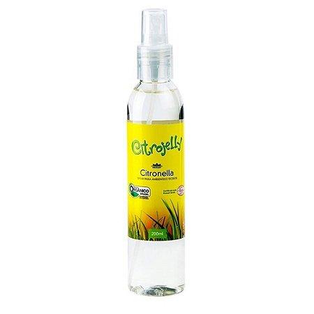 Spray Ambiente Citrojelly - Ação repelente 200ml - WNF