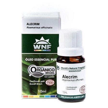 Óleo Essencial WNF - Alecrim 10ml - WNF