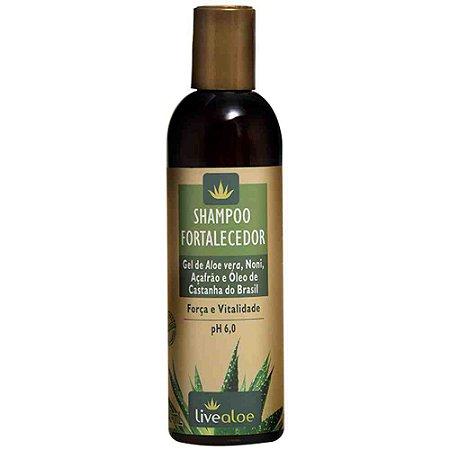 Shampoo Fortalecedor - Livealoe