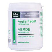 Argila Facial Verde 150g - WNF