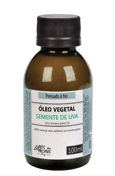Óleo Vegetal Semente Uva 100mL - Arte dos Aromas