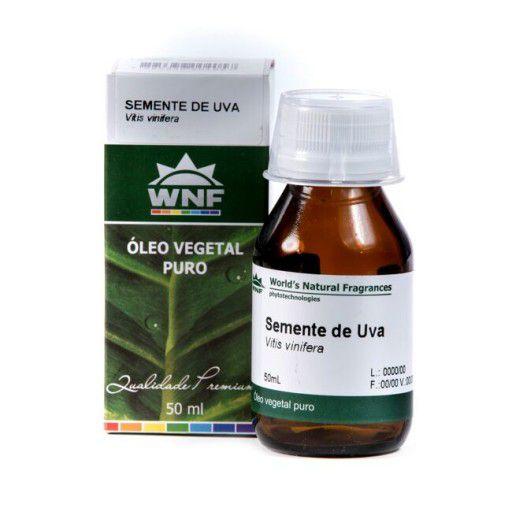 Óleo Vegetal WNF - Semente de Uva 50ML