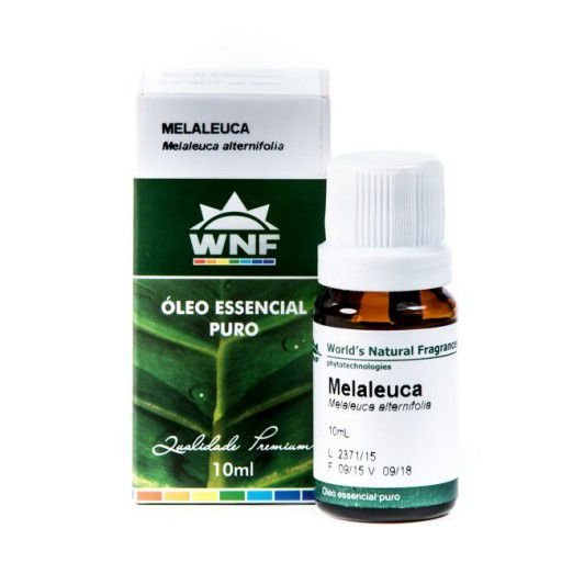 Óleo Essencial Melaleuca 10mL - WNF