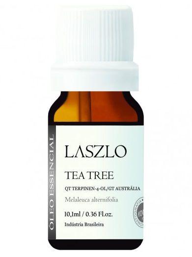 Óleo Essencial de Tea Tree (Qt Terpinen-4-Ol) Gt Austrália – Laszlo