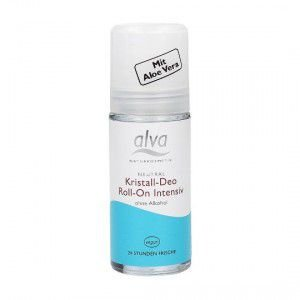 Desodorante Roll-on Kristall Intensive 50mL – Alva
