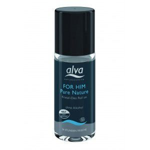 Desodorante Roll-on For Him Pure Nature 50mL – Alva