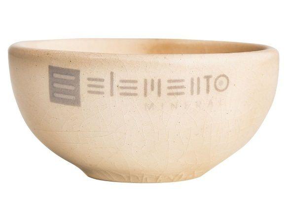 Bowl cerâmica para máscara facial – Elemento Mineral