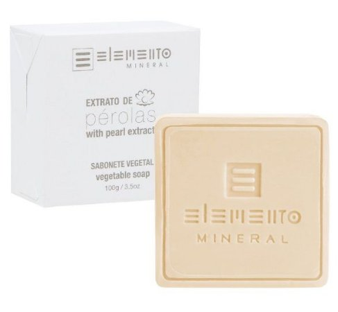 Sabonete Extrato de Pérolas 100g – Elemento Mineral