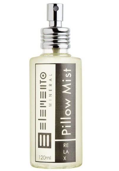 Pillow Mist Relax 120mL – Elemento Mineral