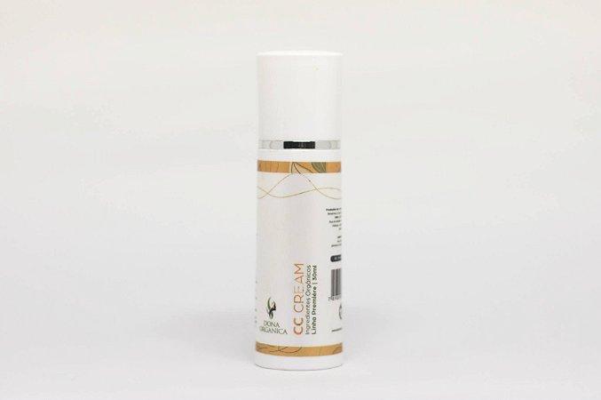 BB Cceam  Dona Orgânica - Cor: Natural Bege Escuro - Validade 11/18
