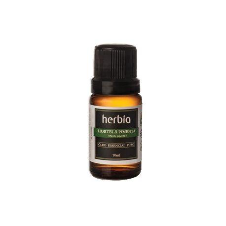 Óleo Essencial de Hortelã-Pimenta (Menta piperita) 10mL - Herbia