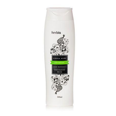 Shampoo Orgânico Lippia Alba - 300 ml - Herbia