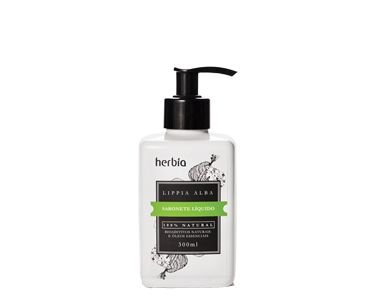 Sabonete Liquido Orgânico Lippia Alba - 250 ml -Herbia