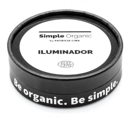 Iluminador - Simple Organic - 30 gr