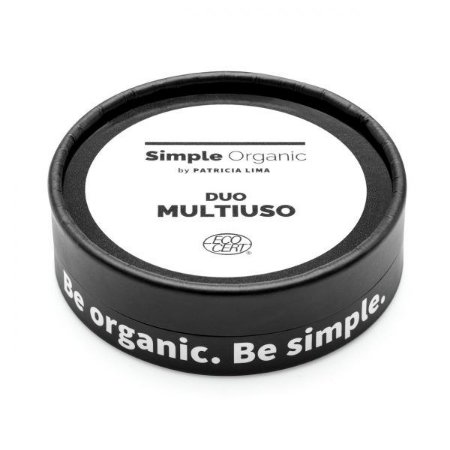 Paleta Duo Multiuso - Simple Organic