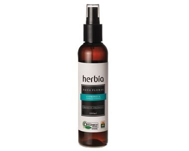 Água Floral Orgânica de Citronela - Herbia - 200 ml