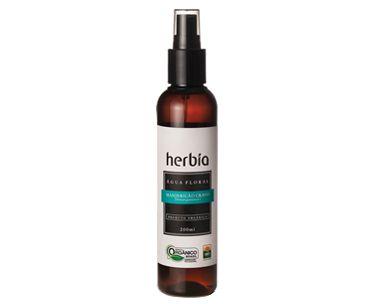 Água Floral Orgânica de Manjericão Cravo - Herbia - 200 ml