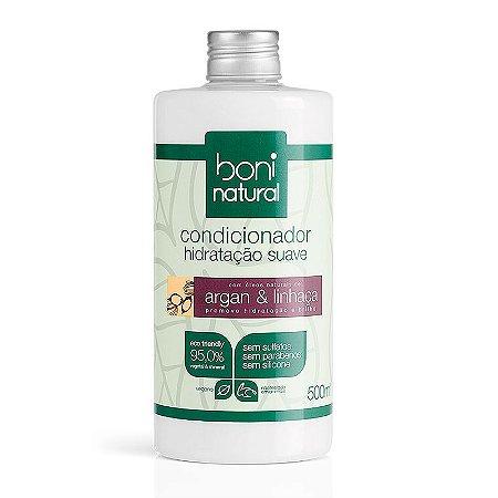 Condicionador Argan e Linhaça 500 ml - Boni