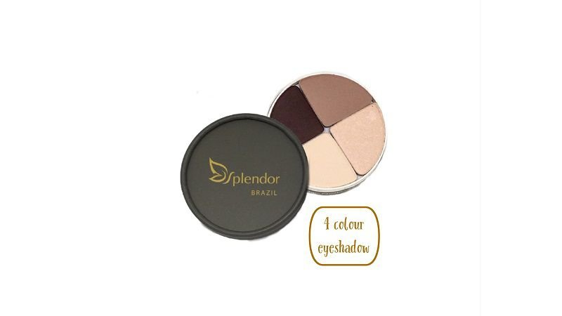 Quarteto de Sombras – Nude Luminous 10g
