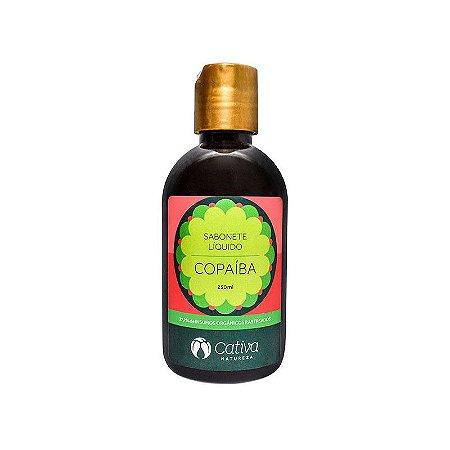 Sabonete Liquido - Copaíba 250ml- Cativa