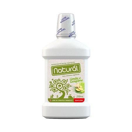 Enxaguante Bucal Natural - Contente-  250mL