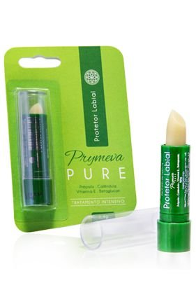 Unidade do Protetor Labial Linha Natural - Prymeva Pure