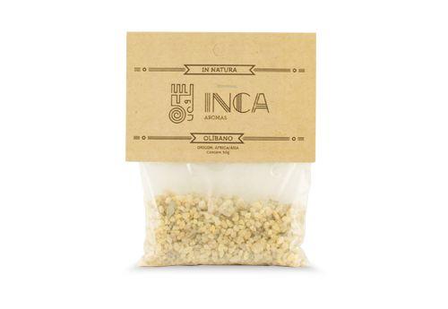 Olíbano - 50g - Inca aromas - In natura