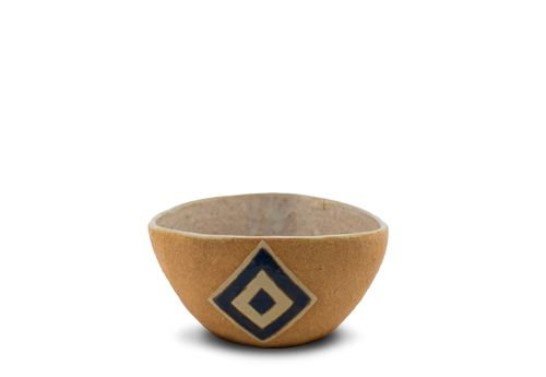 Incensário de Cerâmica Cumbuca - Adobe #4 - Inca aromas