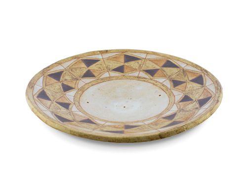 Incensário de Cerâmica Batéia - Adobe - Inca aromas